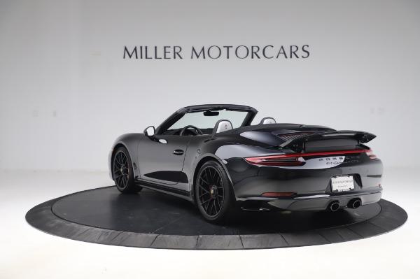 Used 2018 Porsche 911 Carrera 4 GTS for sale Sold at Alfa Romeo of Westport in Westport CT 06880 4