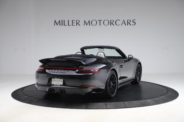 Used 2018 Porsche 911 Carrera 4 GTS for sale Sold at Alfa Romeo of Westport in Westport CT 06880 6