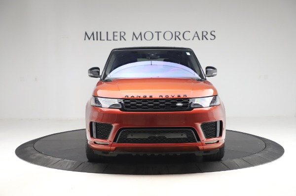 Used 2019 Land Rover Range Rover Sport Autobiography for sale Sold at Alfa Romeo of Westport in Westport CT 06880 12