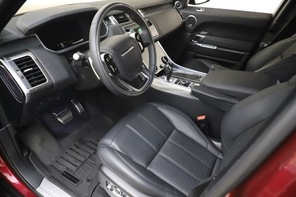 Used 2019 Land Rover Range Rover Sport Autobiography for sale Sold at Alfa Romeo of Westport in Westport CT 06880 13