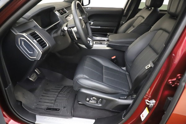 Used 2019 Land Rover Range Rover Sport Autobiography for sale Sold at Alfa Romeo of Westport in Westport CT 06880 14