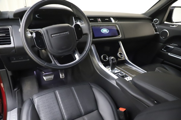 Used 2019 Land Rover Range Rover Sport Autobiography for sale Sold at Alfa Romeo of Westport in Westport CT 06880 17
