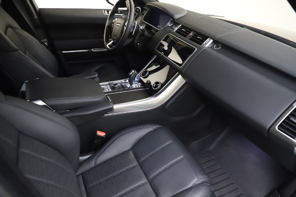 Used 2019 Land Rover Range Rover Sport Autobiography for sale Sold at Alfa Romeo of Westport in Westport CT 06880 19