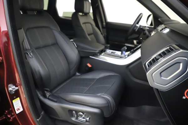 Used 2019 Land Rover Range Rover Sport Autobiography for sale Sold at Alfa Romeo of Westport in Westport CT 06880 22