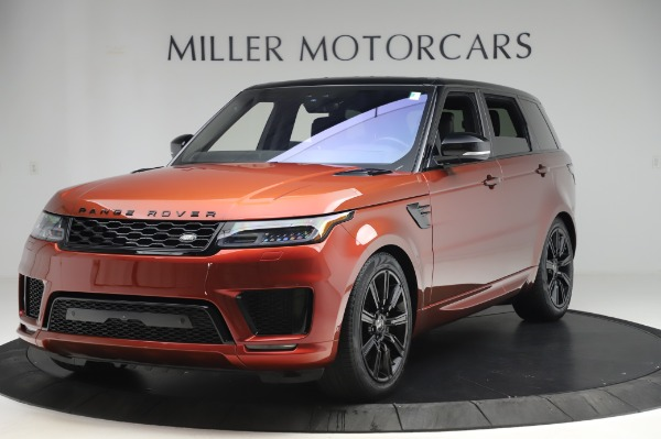 Used 2019 Land Rover Range Rover Sport Autobiography for sale Sold at Alfa Romeo of Westport in Westport CT 06880 1