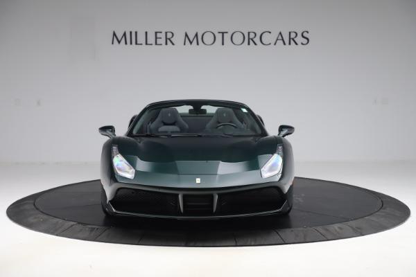 Used 2019 Ferrari 488 Spider Base for sale $329,900 at Alfa Romeo of Westport in Westport CT 06880 12