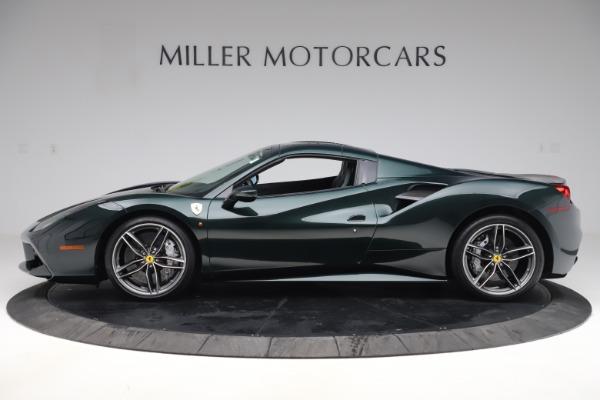 Used 2019 Ferrari 488 Spider Base for sale $329,900 at Alfa Romeo of Westport in Westport CT 06880 14