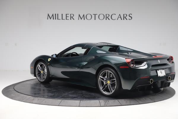 Used 2019 Ferrari 488 Spider Base for sale $329,900 at Alfa Romeo of Westport in Westport CT 06880 15