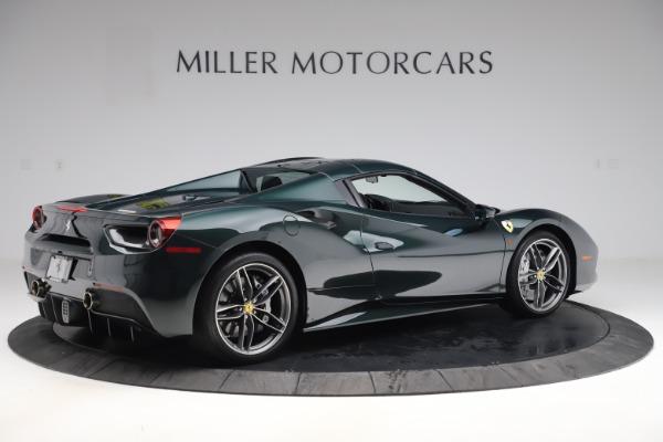 Used 2019 Ferrari 488 Spider Base for sale $329,900 at Alfa Romeo of Westport in Westport CT 06880 16