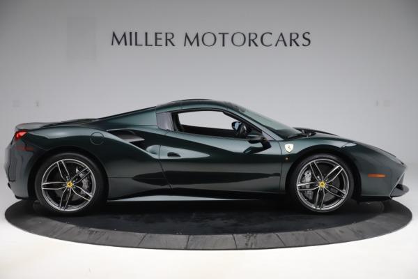 Used 2019 Ferrari 488 Spider Base for sale $329,900 at Alfa Romeo of Westport in Westport CT 06880 17