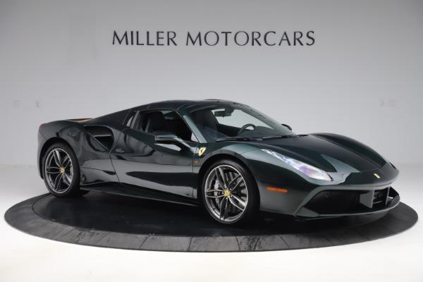 Used 2019 Ferrari 488 Spider Base for sale $329,900 at Alfa Romeo of Westport in Westport CT 06880 18