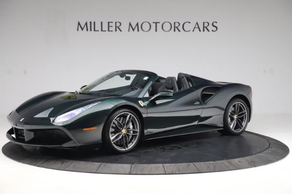 Used 2019 Ferrari 488 Spider Base for sale $329,900 at Alfa Romeo of Westport in Westport CT 06880 2