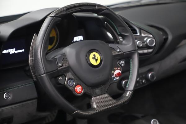 Used 2019 Ferrari 488 Spider Base for sale $329,900 at Alfa Romeo of Westport in Westport CT 06880 26