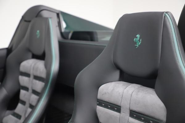 Used 2019 Ferrari 488 Spider Base for sale $329,900 at Alfa Romeo of Westport in Westport CT 06880 28
