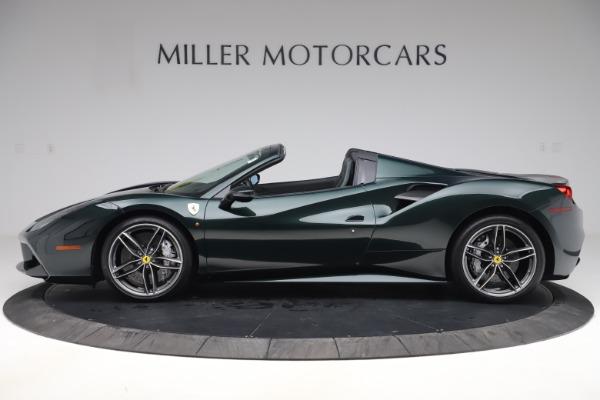 Used 2019 Ferrari 488 Spider Base for sale $329,900 at Alfa Romeo of Westport in Westport CT 06880 3