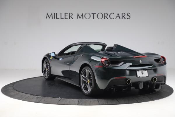 Used 2019 Ferrari 488 Spider Base for sale $329,900 at Alfa Romeo of Westport in Westport CT 06880 5