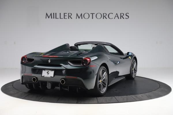 Used 2019 Ferrari 488 Spider Base for sale $329,900 at Alfa Romeo of Westport in Westport CT 06880 7