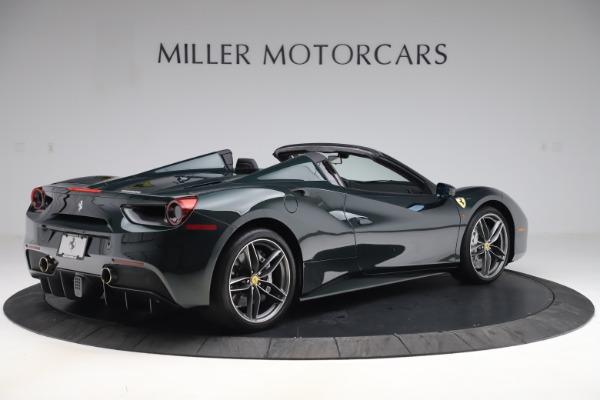 Used 2019 Ferrari 488 Spider Base for sale $329,900 at Alfa Romeo of Westport in Westport CT 06880 8