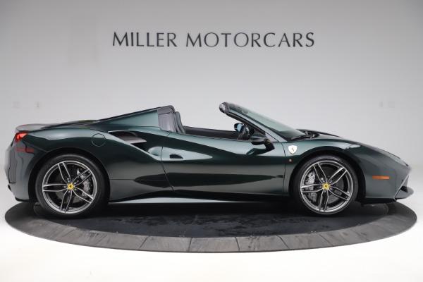 Used 2019 Ferrari 488 Spider Base for sale $329,900 at Alfa Romeo of Westport in Westport CT 06880 9