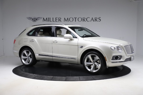 Used 2018 Bentley Bentayga Onyx Edition for sale Call for price at Alfa Romeo of Westport in Westport CT 06880 10