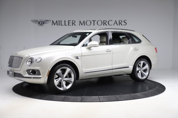 Used 2018 Bentley Bentayga Onyx Edition for sale Call for price at Alfa Romeo of Westport in Westport CT 06880 2