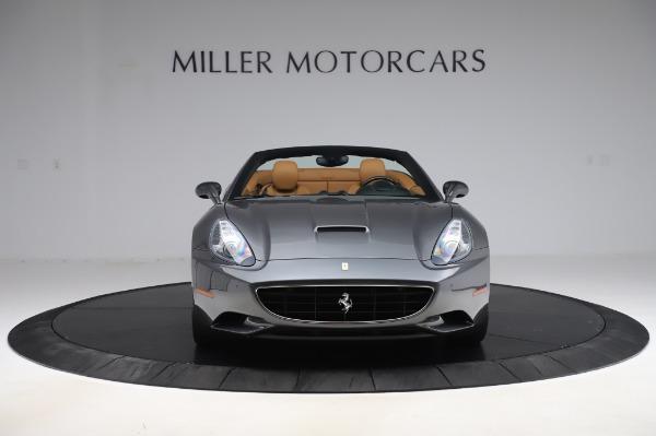 Used 2014 Ferrari California 30 for sale Call for price at Alfa Romeo of Westport in Westport CT 06880 11