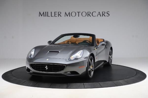 Used 2014 Ferrari California 30 for sale Call for price at Alfa Romeo of Westport in Westport CT 06880 12