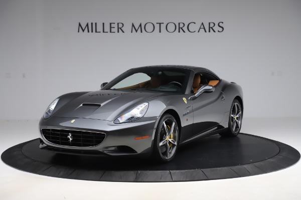 Used 2014 Ferrari California 30 for sale Call for price at Alfa Romeo of Westport in Westport CT 06880 13
