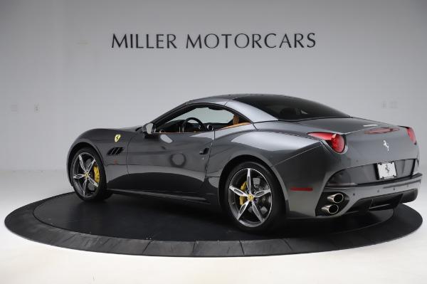 Used 2014 Ferrari California 30 for sale Call for price at Alfa Romeo of Westport in Westport CT 06880 15