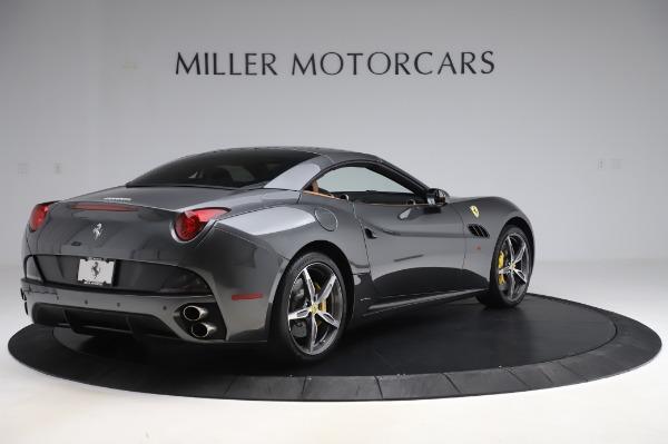 Used 2014 Ferrari California 30 for sale Call for price at Alfa Romeo of Westport in Westport CT 06880 16