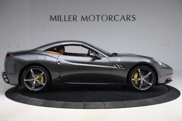 Used 2014 Ferrari California 30 for sale Call for price at Alfa Romeo of Westport in Westport CT 06880 17