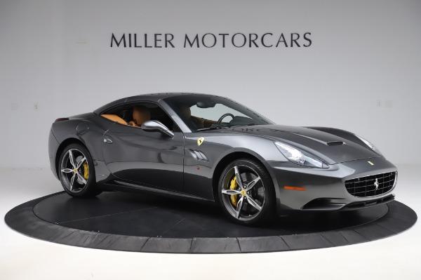 Used 2014 Ferrari California 30 for sale Call for price at Alfa Romeo of Westport in Westport CT 06880 18