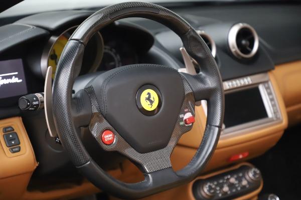 Used 2014 Ferrari California 30 for sale Call for price at Alfa Romeo of Westport in Westport CT 06880 22