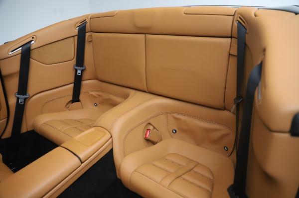 Used 2014 Ferrari California 30 for sale Call for price at Alfa Romeo of Westport in Westport CT 06880 23