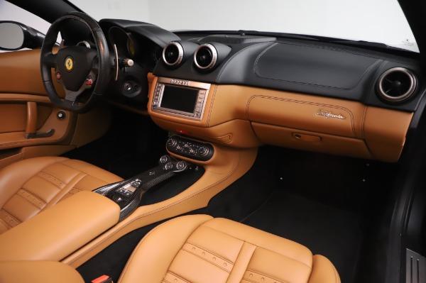 Used 2014 Ferrari California 30 for sale Call for price at Alfa Romeo of Westport in Westport CT 06880 25