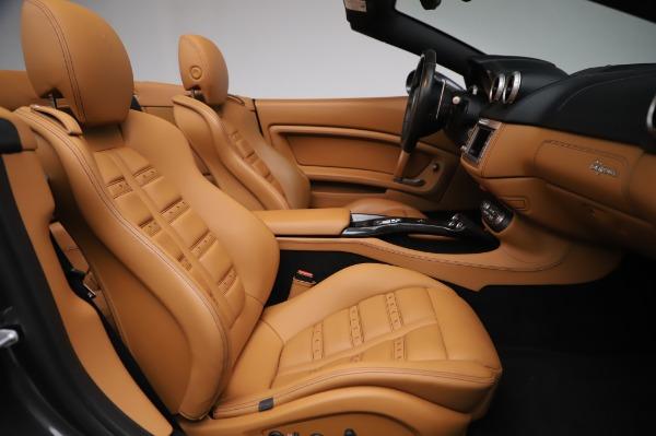 Used 2014 Ferrari California 30 for sale Call for price at Alfa Romeo of Westport in Westport CT 06880 26