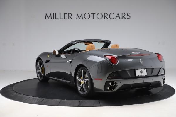 Used 2014 Ferrari California 30 for sale Call for price at Alfa Romeo of Westport in Westport CT 06880 4
