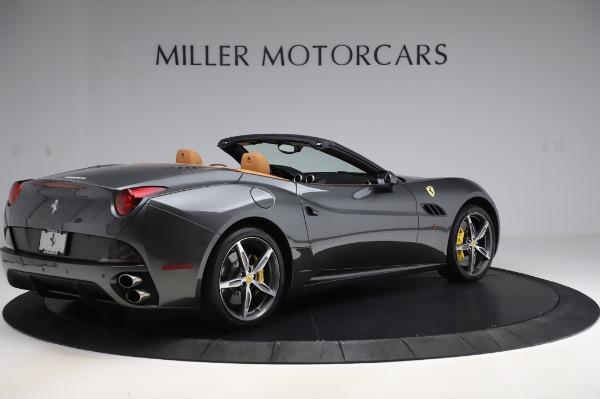 Used 2014 Ferrari California 30 for sale Call for price at Alfa Romeo of Westport in Westport CT 06880 7
