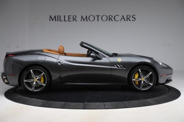 Used 2014 Ferrari California 30 for sale Call for price at Alfa Romeo of Westport in Westport CT 06880 8
