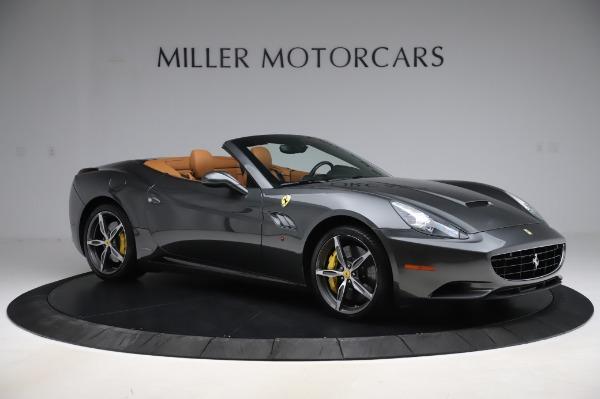Used 2014 Ferrari California 30 for sale Call for price at Alfa Romeo of Westport in Westport CT 06880 9