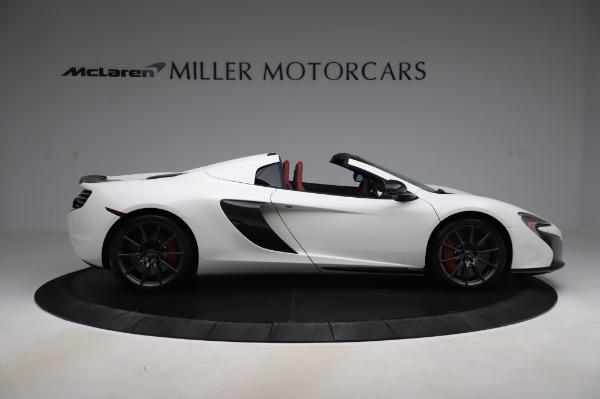 Used 2016 McLaren 650S Spider for sale $159,900 at Alfa Romeo of Westport in Westport CT 06880 11
