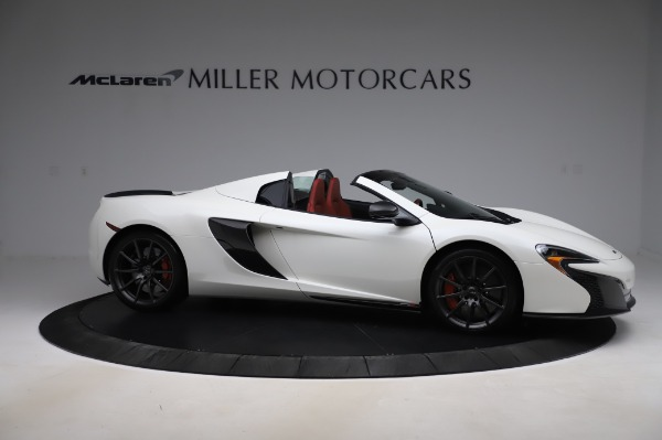 Used 2016 McLaren 650S Spider for sale $159,900 at Alfa Romeo of Westport in Westport CT 06880 12