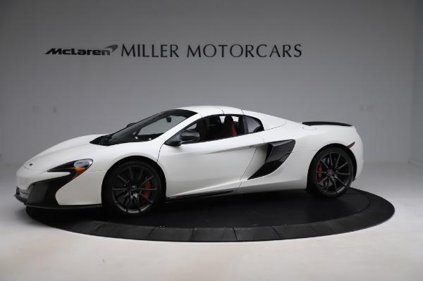 Used 2016 McLaren 650S Spider for sale $159,900 at Alfa Romeo of Westport in Westport CT 06880 17