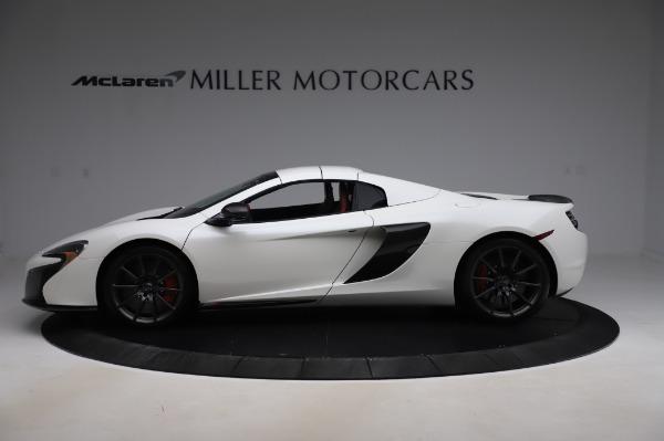 Used 2016 McLaren 650S Spider for sale $159,900 at Alfa Romeo of Westport in Westport CT 06880 18