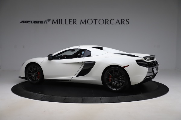 Used 2016 McLaren 650S Spider for sale $159,900 at Alfa Romeo of Westport in Westport CT 06880 19