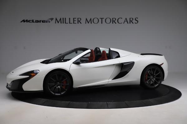 Used 2016 McLaren 650S Spider for sale $159,900 at Alfa Romeo of Westport in Westport CT 06880 2