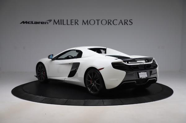 Used 2016 McLaren 650S Spider for sale $159,900 at Alfa Romeo of Westport in Westport CT 06880 20