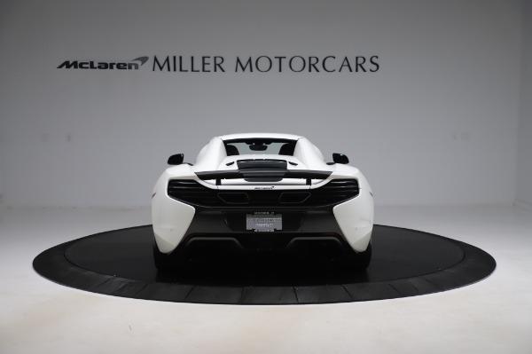 Used 2016 McLaren 650S Spider for sale $159,900 at Alfa Romeo of Westport in Westport CT 06880 21
