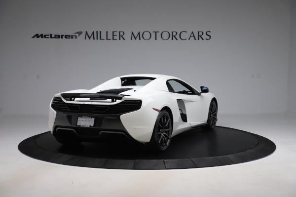 Used 2016 McLaren 650S Spider for sale $159,900 at Alfa Romeo of Westport in Westport CT 06880 22