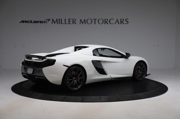 Used 2016 McLaren 650S Spider for sale $159,900 at Alfa Romeo of Westport in Westport CT 06880 23